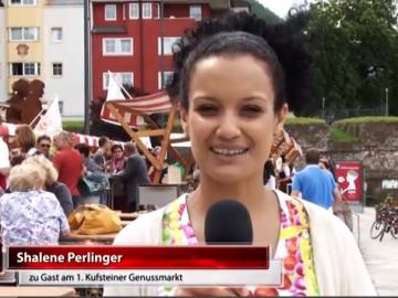 Eröffnung Kufsteiner Genussmarkt