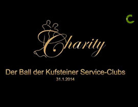 Charity – Der Ball 2014