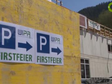 Firstfeier Wirtschaftspark Soell